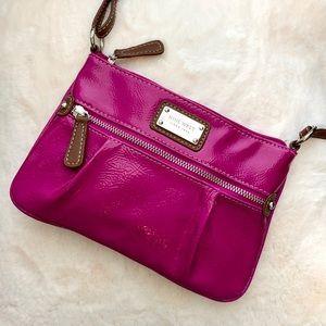 Nine West magenta/hot pink purse